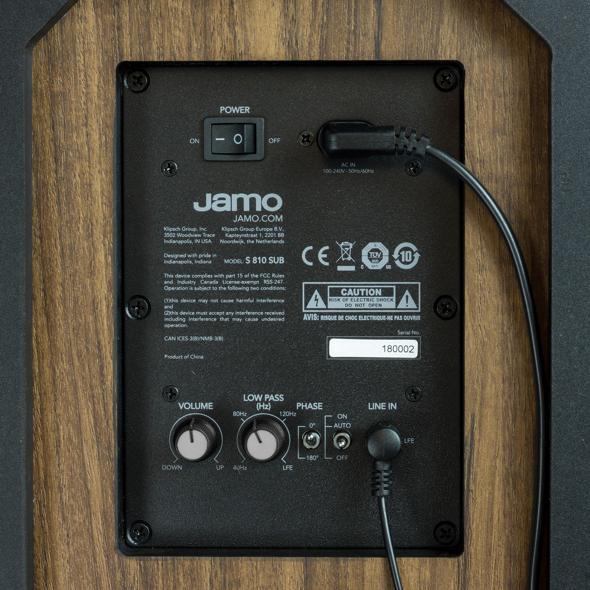 Jamo Studio 8 Landing Page 2