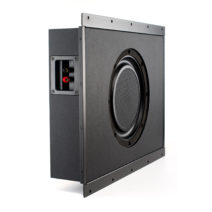 IW 610 SW - In-Wall Subwoofer